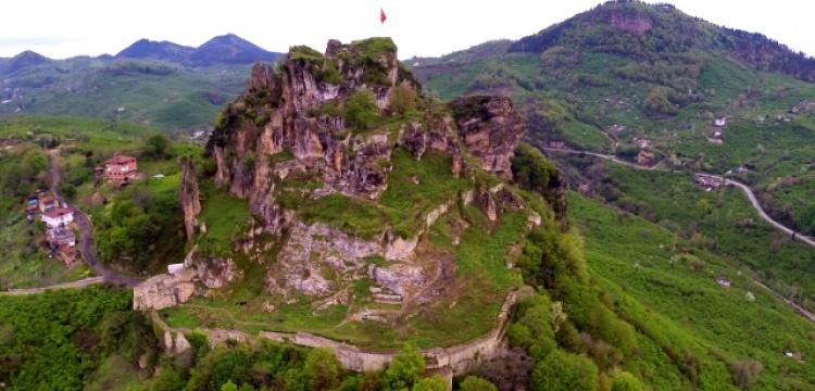 Ünye Kalesi'nde arkeolojik kazılar başlayacak