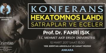 Hekatomnos Lahdi Satraplar ve Eceler Konferansı