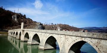 Vişegrad Sokollu Köprüsü UNESCO Yolunda