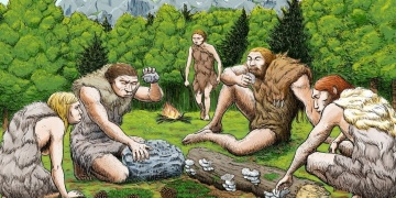 Homo Sapiens, Neandertallerden daha zeki değildi