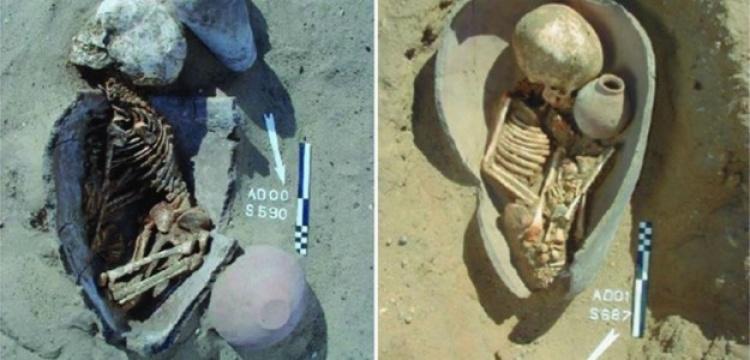 Pithos gömütler yeniden doğuşun simgesi miydi?