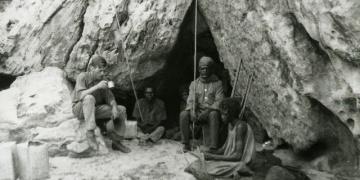 Aborijinler 50 bin yıldır Avustralyadaymış!