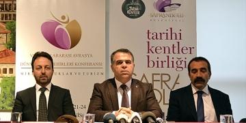 Dünya Mirası Şehirleri konferansı Safranboluda yapılacak