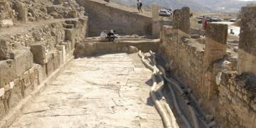 Tripolis, dokumacılık tarihine ışık tutabilir
