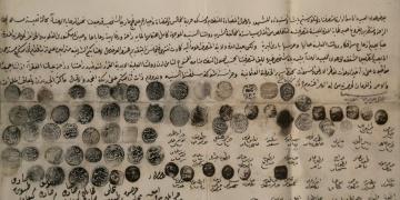 Osmanlı belgelerinde Batroun sergisi