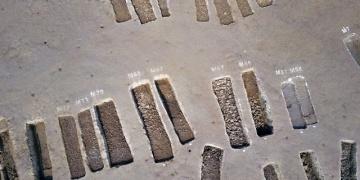Çinin tekne mezarlarından binlerce eser çıktı
