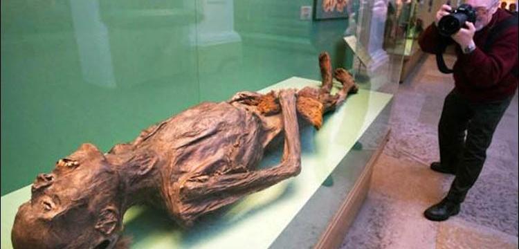 Pazırık'taki dövmeli mumyalarının tomografisi çekildi