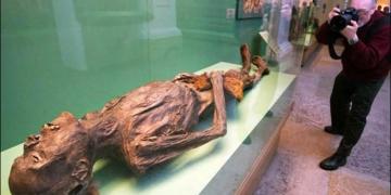 Pazırıktaki dövmeli mumyalarının tomografisi çekildi
