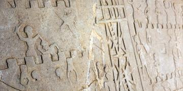 Harputta bulunan rölyef 4 bin yıllık olabilir