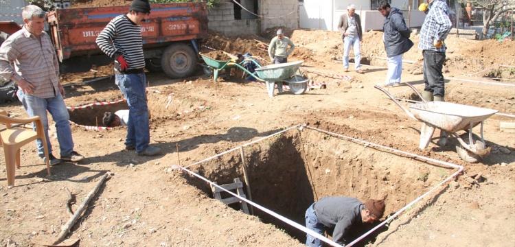 Milas'ta Tarihi zeytinyağı atölyesi bulundu