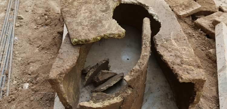Erbil'de Asuri dönemine ait 9 mezar bulundu