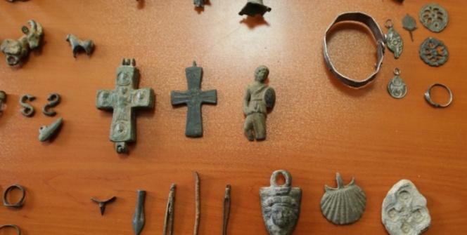 İstanbulda 386 tarihi eser yakalandı