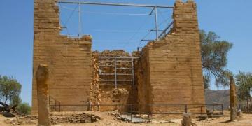 Etiyopyadaki Almaqah Tapınağı restore edildi