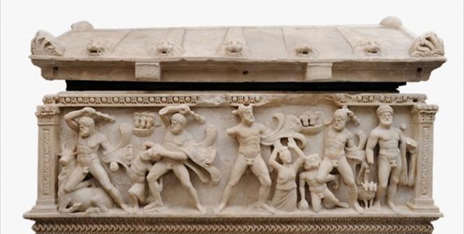 Herakles lahdi Türkiyeye dönüyor
