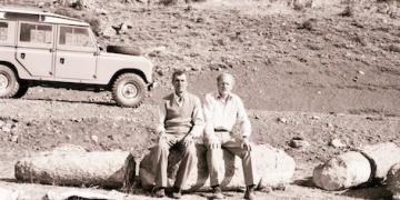 Arkeolog David French hayata veda etti