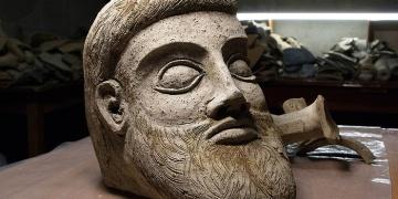 Rusyada Antik Yunan heykel başı bulundu
