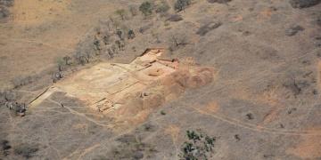 Meksikada devasa antik saray kalıntısı bulundu