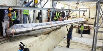 Firavun Khufunun İkinci Güneş Teknesi Restore Ediliyor