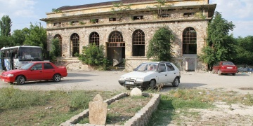 Tarihi elektrik fabrikası artık kültür merkezi