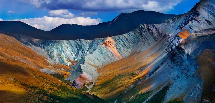 Altay Dağlarında termofil hayat 27 bin yıl önce donmuş