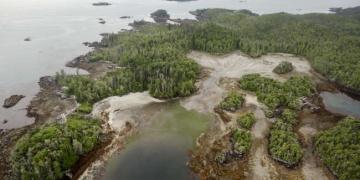 Kanadada 14 bin yıllık barınaklar bulundu