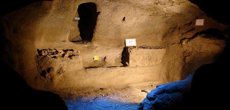 İran'da 2 bin yıllık yeraltı şehri bulundu