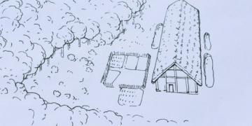 Slovakyada bronz çağı çiftlik evi bulundu