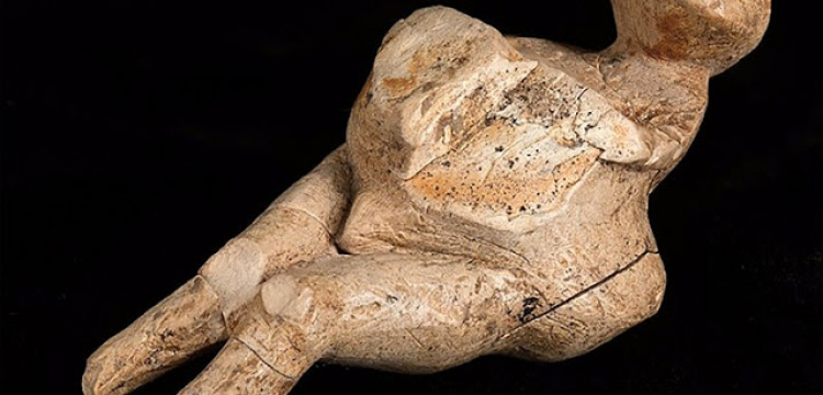 Rusya'da Paleolitik Venüs heykelciği bulundu