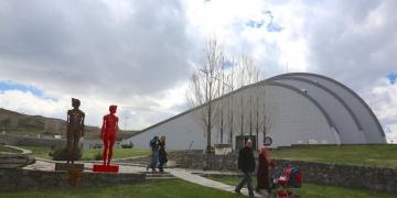 Baksı Müzesi amfi tiyatrosu konserlerle açılacak