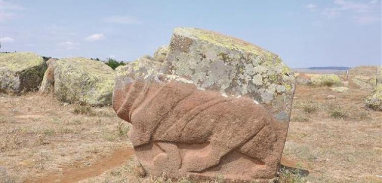 Hititlerin Heykel Atölyesi Kültür Park olacak