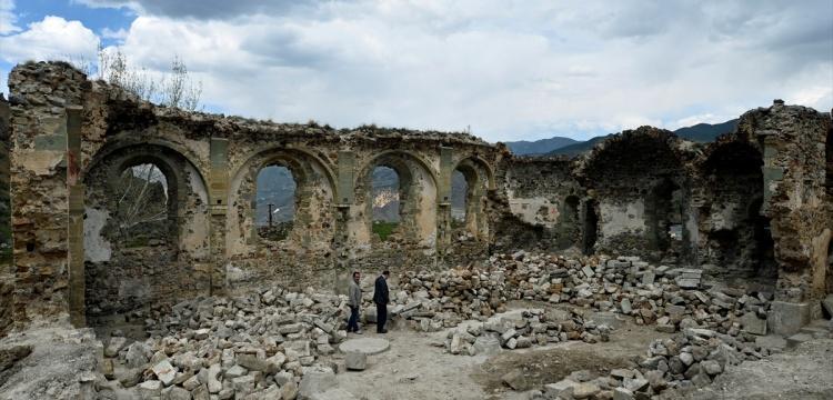 Gümüşhane Süleymaniye Mahallesi restore ediliyor