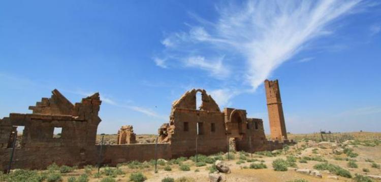 Harran Ören Yeri'nde arkeoloji kazı sezonu başladı
