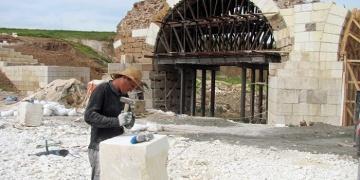 Septimius Severus Köprüsü restorasyonu bitti