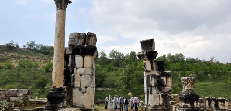 Stratonikeia Antik Kenti'nde Olimpik Gün