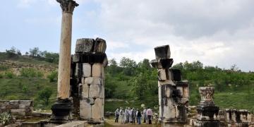 Stratonikeia Antik Kentinde Olimpik Gün