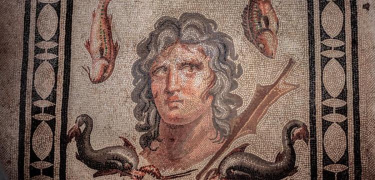 Perge'nin eşsiz Mozaikleri ziyarete açılacak