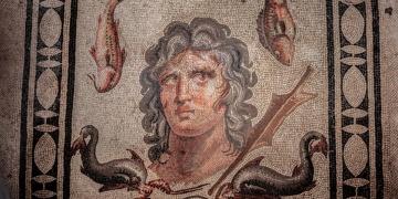 Pergenin eşsiz Mozaikleri ziyarete açılacak