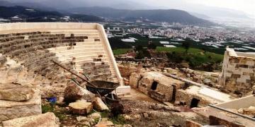 Rhodiapolisteki hatalı restorasyon TBMMye soruldu