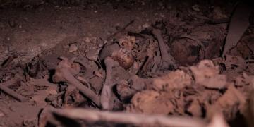 Mısırda bulunan yeni mumya mezarlığı tanıtıldı