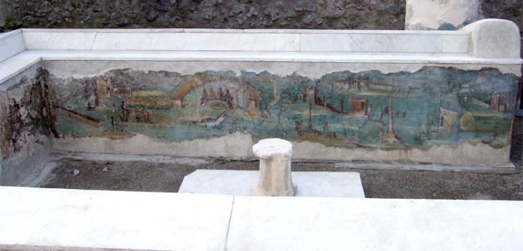 Pompeii duvar resimlerindeki Mısır algısı tartışılıyor