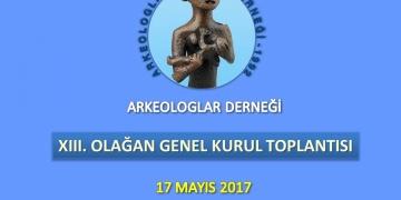 Arkeologlar Derneği 13. Genel Kurulunu yapacak