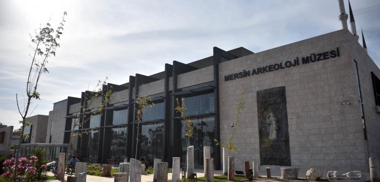 Mersin Arkeoloji Müzesi Müzeler Günü'nde açılacak