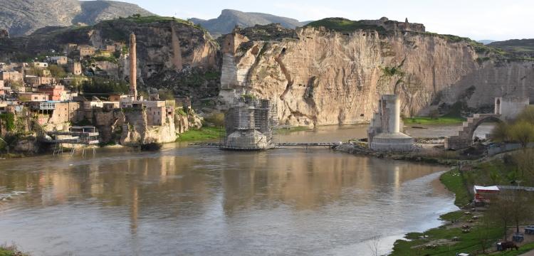 Hasankeyf kazılarında bulunan arkeolojik eserler sergilenecek