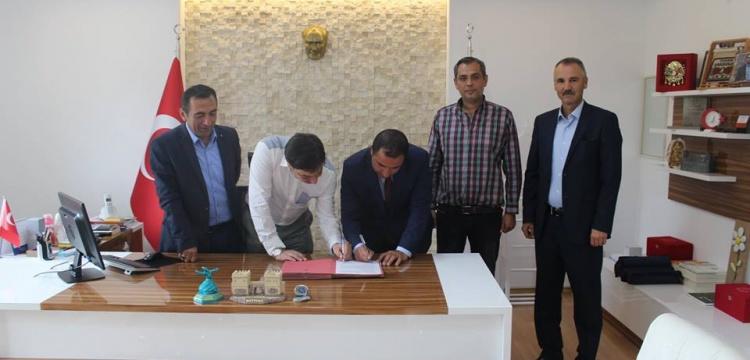 Çorum'da Hitit Köyü Projesi için imzalar atıldı