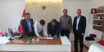 Çorumda Hitit Köyü Projesi için imzalar atıldı