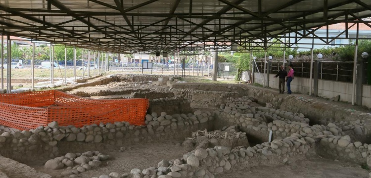Yassıtepe'te 5 bin yıllık lüks site kalıntıları bulundu