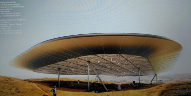Göbeklitepeye çelik çatı kuruluyor