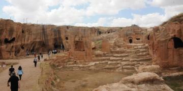 Mardinde Dara Antik Kenti ziyarete açıldı