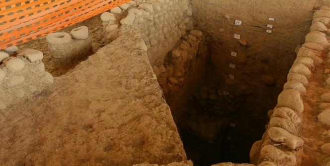 Yassıtepete 5 bin yıllık lüks site kalıntıları bulundu