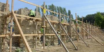 Çanakkale Bigalı Kalesi restore ediliyor